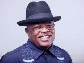 I Defected to APC in obedience to God's plan - Umahi