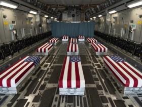 Did the American troops who were killed in Afghanistan die in vain?