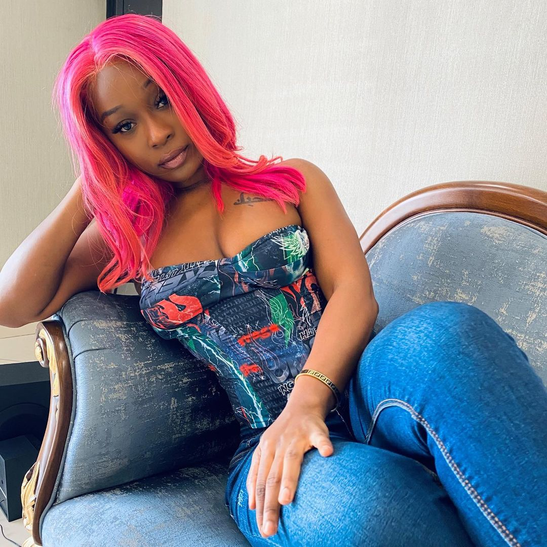 """Help Your Wife To Get Her Sexy Back"" - Efia Odo to Married Men with Side-Chicks"