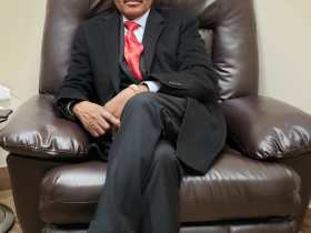 Godwin Maduka, if he were President of a Nation.