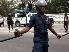 A Ghanaian Woman got Raped in Police Barracks