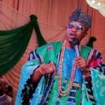 Igboho will drop Yoruba agitation, wedo not support him - Oluwo of Iwo