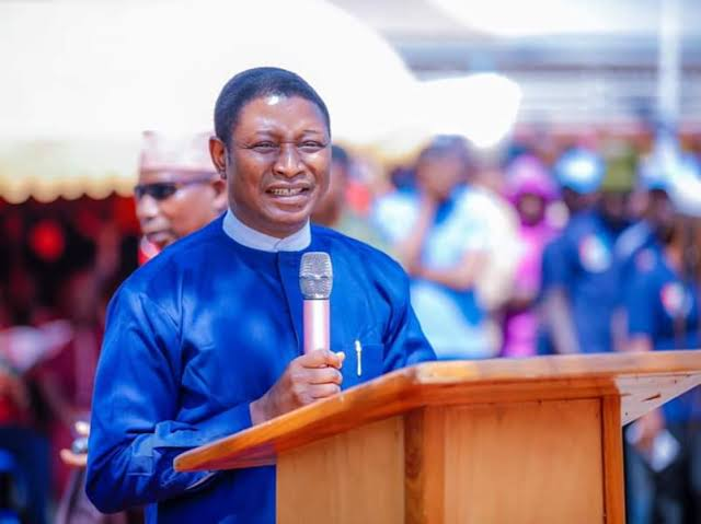 Taking Pilgrims out of Nigeria without NCPC is illegal - Rev Yakubu Pam