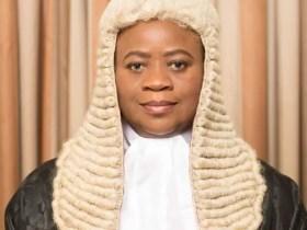 Buhari writes senate, over Justice Mensem as President of Court of Appeal