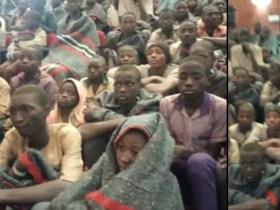 Katsina: We are not willing to return to school - Kankara schoolboy