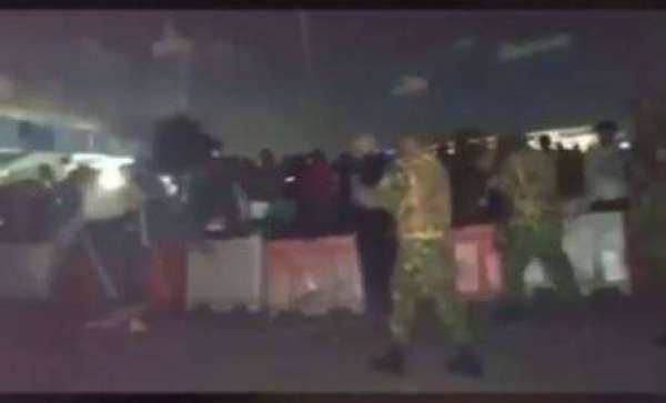 Why we won't disclose identity of personnel deployed in Lekki tollgate - Army