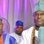 Ooni, Olubadan delegations arrive Benin Republic for Igboho's trial