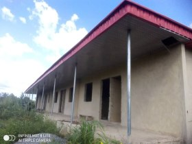 Akuku Community in Akoko Edo cry over abandoned 'Only Public Secondary School Project'