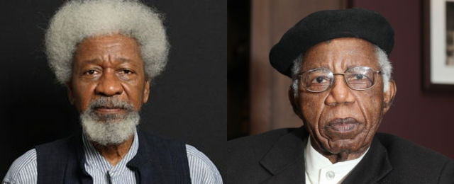 Why the British give Nobel Prize to Wole Soyinka instead of Chinua Achebe - Nnamdi Kanu