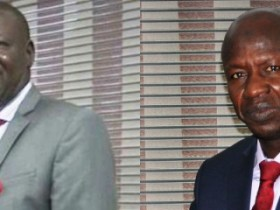 EFCC: President Buhari officially Suspends Magu; appoints Umar