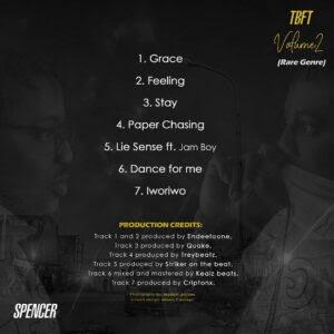 ALBUM: Spencer - The Boy From Town Vol2 (Rare Genre)