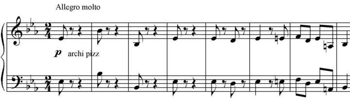 Beethoven sinfonia n. 3 es. 4