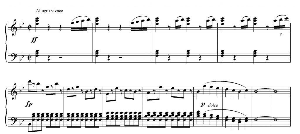 4 Sinfonie Beethoven