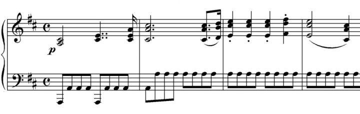 Sinfonia n. 2 esempio nr. 2