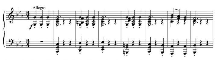 Sinfona n. 5 es. 4