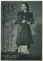 Elisabetta Barbato - La fanciulla del west