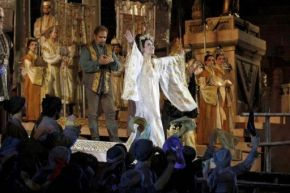 Tiziana Caruso - Turandot, Verona 2014