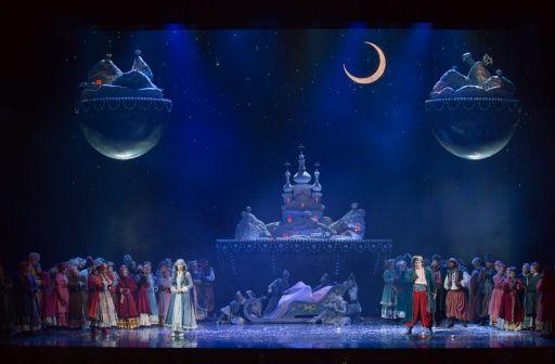 "Cagliari, Teatro Lirico: ""Čerevički"""
