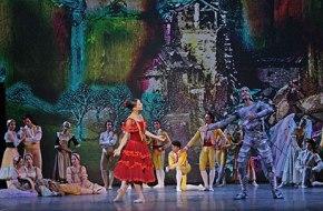 Torino, Teatro Regio, 19 XII 2014 (Don Chisciotte, Ballet Nacional de Cuba)