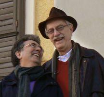 Alan Curtis with Piero Luigi Ciapparelli