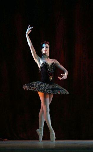 Madrid, Teatro Canal, 18 IX 2015 (Ballet Nacional de Cuba - Il lago dei cigni) 3
