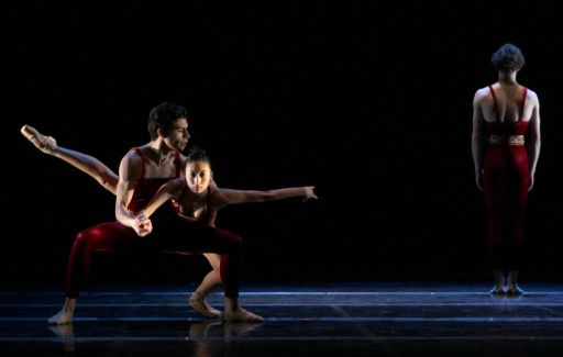 Madrid, 31 I 2016, Teatros del Canal (Silicon Valley Ballet) 1