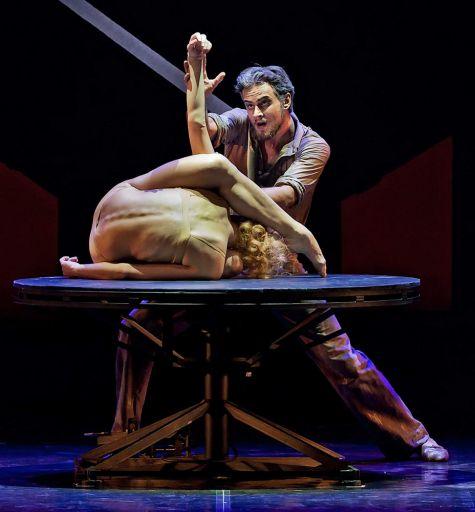 Madrid, Teatros del Canal, 13 III 2016 (Eifman Ballet, Rodin) 6