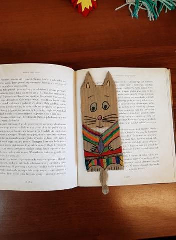 Eko -zakładka do książki