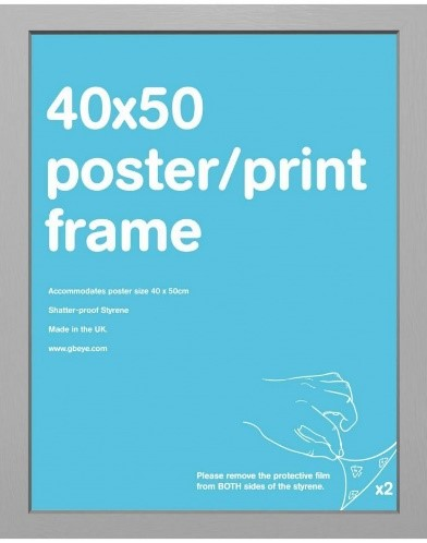 poster frame sizes comparisons