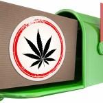 is it legal to mail marijuana