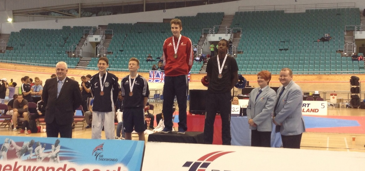 Calland Comes Of Age At National Championships