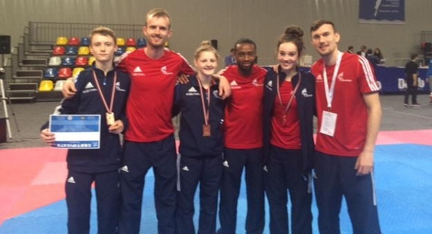 More Medal Success for GB's Juniors