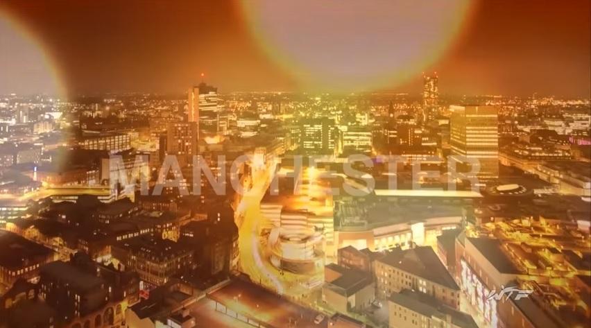 World Taekwondo Grand Prix Manchester Highlights