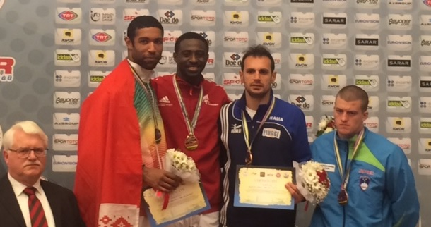 CHO STOPPER! GREAT BRIT MAHAMA SECURES FOURTH QUALIFICATION PLACE AT RIO 2016
