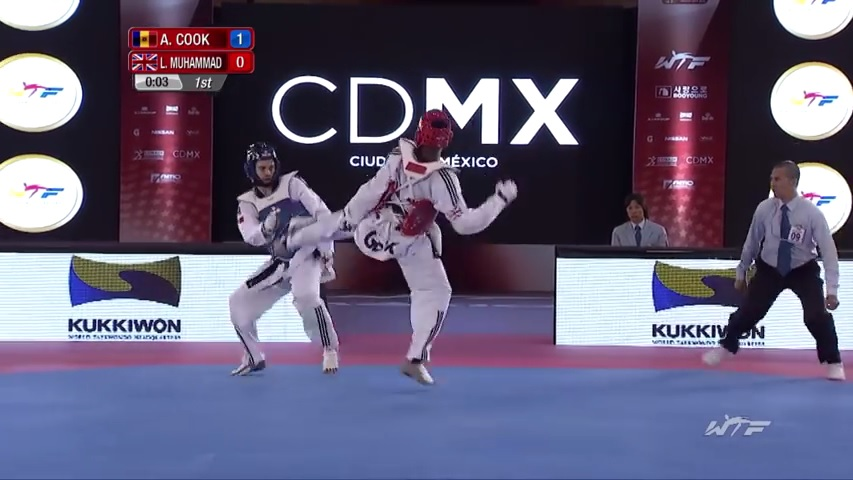 Lutalo Muhammad's Final At Mexico Grand Prix Final (Series 4)