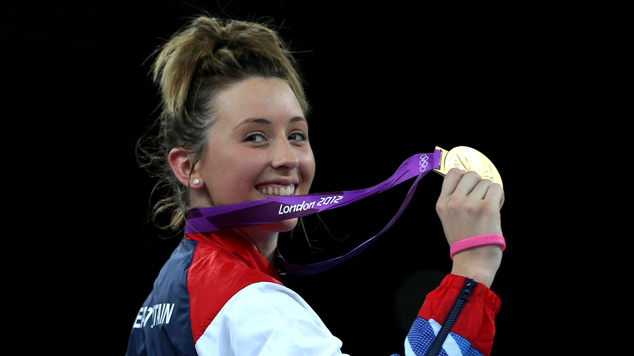 Jade Jones is looking to retain her Olympic title in Rio this summer.