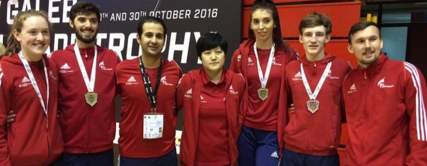 Slavin Strikes as Longobardi-Radford also claims debut Gold