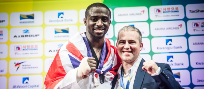 Mahama Cho Swells GB World Championship Medal Total Whilst Golden Girl Jones Heads for World Title
