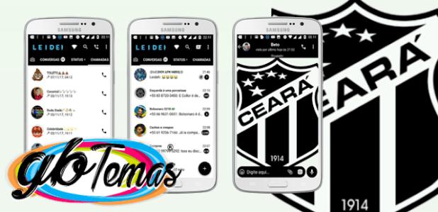 Tema GBWhatsapp – Ceara F C
