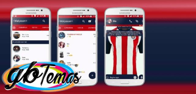 Tema GBWhatsapp – Chivas Uniforme