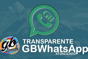 GBWhatsapp Transparente