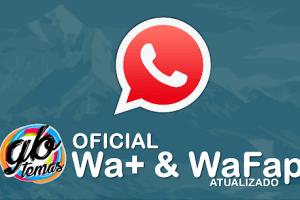 Wa+ & WaFap Atualizado