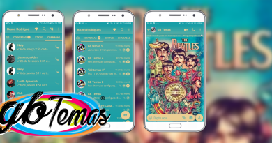 Tema GBWhatsapp - The Beatles