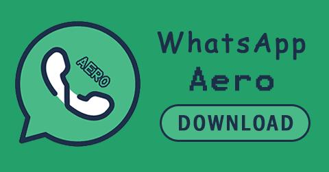 Baixar WhatsApp Aero APK