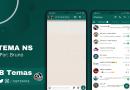 Tema NS WhatsApp - Padrão