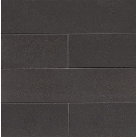 bedrosians absolute black 3 x 12 honed granite tile