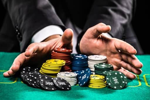 賭け金の上限を取り外しているオンラインカジノもある