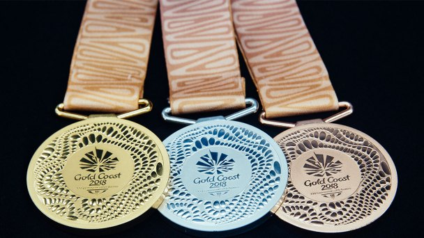 Image result for commonwealth games medals