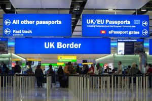 UK Border LHR