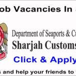 JOBS AT GOVERNMENT OF SHARJAH SEAPORTS AND CUSTOMS 2019